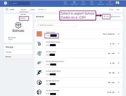 access codes admins u2013 edmodo help center