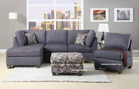 Gray Sectional Sleeper Sofa Gray Sectional Sofa With Chaise Lounge Tourdecarroll Throughout