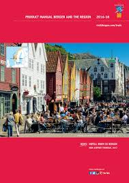 product manual bergen and the region 2016 18 by visitbergen com