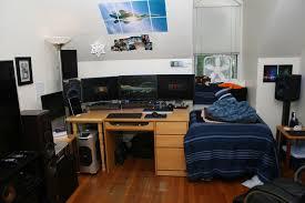 Desk Setup Ideal Computer Desk Setup Desk Ideas