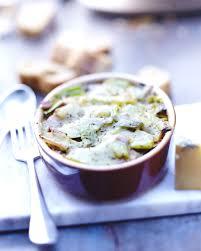 fr recette de cuisine petit gratin de poireaux au cheddar pour 6 personnes recettes