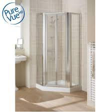 Shower Door 720mm Lakes Classic Pentagon Shower Enclosure Baker And Soars