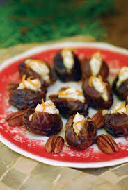 Kitchen Tea Food Ideas by Best 25 Stuffed Dates Ideas On Pinterest Prosciutto Appetizer