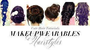 simple hair style step video dailymotion
