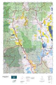 Colorado Maps by Colorado Gmu 49 Map Mytopo