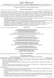 Contract Specialist Resume Sample by Education Resume Examples Resume Professional Writers