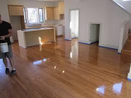 golden pecan on red oak modenr bungalow hardwood floor refinishing