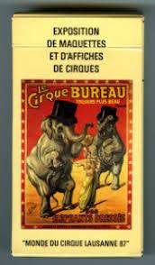cirque bureau international capital circus lausanne 1987 485 000