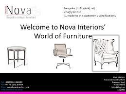 Nova Interiors Nova Interiors Introduction