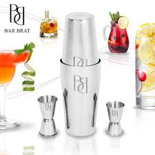 mixed drink clipart amazon com premium 14 piece bar set cocktail drink shaker kit by