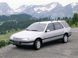 peugeot 405 sport peugeot 405 generations technical specifications and fuel economy