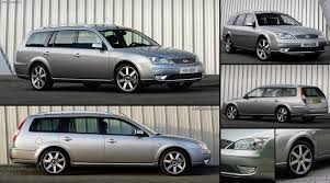 ford mondeo estate 2005 pictures information u0026 specs