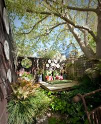 lively shabby chic garden designs that will relax and inspire you