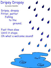poem dripsy dropsy by leanne guenther