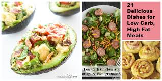 low carb high fat recipe round up purposeful nutrition healing