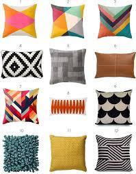Modern Throw Pillows For Sofa Trendy Ideas Modern Decorative Pillows 25 Unique On Pinterest