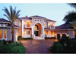 luxury mediterranean home plans vibrant mediterranean home design house plans at simple homes