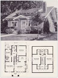 house plan 1920 craftsman bungalow house luxihome craftsman
