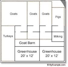 goat barn floor plans shed plan books guide goat barn plans