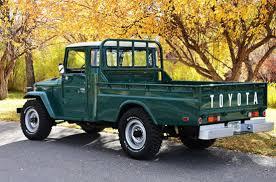 1978 toyota truck 1978 toyota fj45 land cruiser fully restored