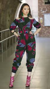 jumpsuit clothing i am ankara jumpsuit traditional dress