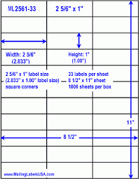 Label Sheet Template Free Label Templates Label Template Similar To Avery Label
