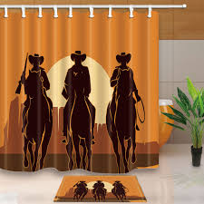 Shower Curtains Sets For Bathrooms by Online Get Cheap Horse Bathroom Set Aliexpress Com Alibaba Group
