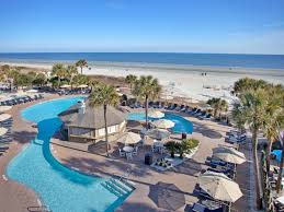 hilton head resorts holiday inn resort beach house hotel