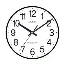 horloge murale pour cuisine pendule murale de cuisine minkras info