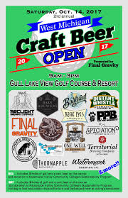 Michigan Brewery Map by West Michigan Breweries To Host Second Beer Focused Golf