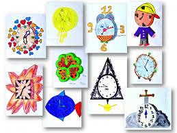Time Clock Worksheets Design A Wall Clock Worksheets