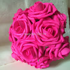 aliexpress com buy brides bouquet artificial