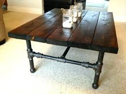 industrial coffee table with wheels round industrial coffee table charming with best reclaimed tables