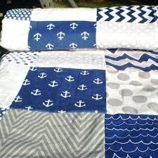 childrens nautical bedding nautical baby boy quilt nautical