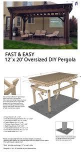 easy to do backyard shade structure u2026 pinteres u2026