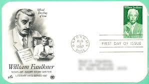 william faulkner resigns from his post office job with a