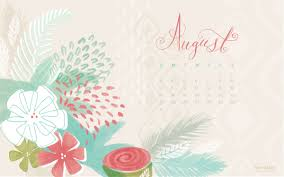 girly computer background august desktop u0026 phone calendar download u2014 very sarie