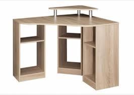 bureau avec rangement pas cher bureau angle pas cher maison design wiblia com