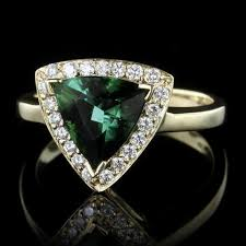 yellow gold diamond rings vintage estate jewelry s jewelers