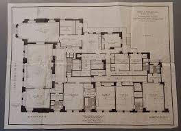 the shore floor plan floorplan of frances glessner lee s apartment at 1448 lake shore