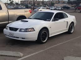 2013 Mustang Black Rims Black Rims White Plasti Dip Lip Mustang Evolution