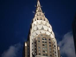 Chrysler Building Floor Plan New York City U0027s Most Iconic Buildings Mapped Chrysler Building