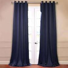 Chocolate Curtains Eyelet Brown Blackout Curtains Teawing Co