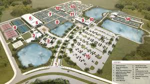 Map Of Orlando Area by Tavistock Preps For New Lake Nona Homes Mixed Use Projects