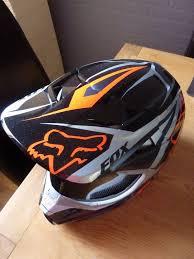 fox v1 motocross helmet fox v1 motocross helmet in crewe cheshire gumtree