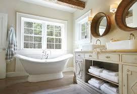 bathroom style to create the perfect farmhouse style bathroom