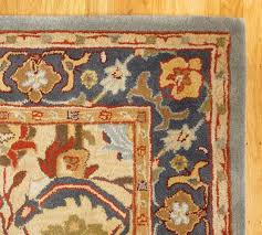 Area Wool Rugs Style Rug Swatch Pottery Barn