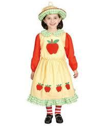 Strawberry Shortcake Halloween Costume Strawberry Girls Costume Apple Costumes