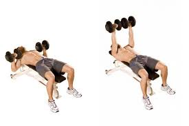 Good Weight For Dumbbell Bench Press Hugh Jackman Chest And Triceps Workout Coach