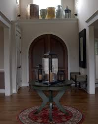 round foyer table ideas for your sweet home
